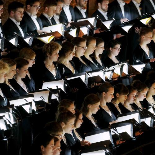 (c) Zapf / Audi Jugendchorakademie