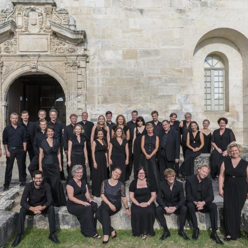 Collegium Vocale Gent (c) Michel Garnier