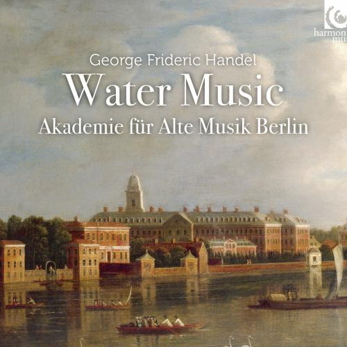 Cover Water Music