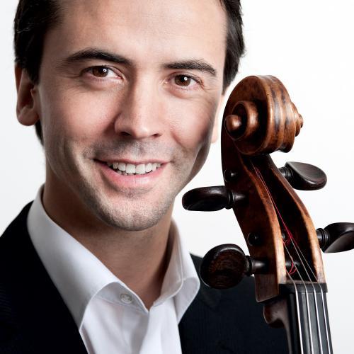 Jean-Guihen Queyras (c) Francois Séchet
