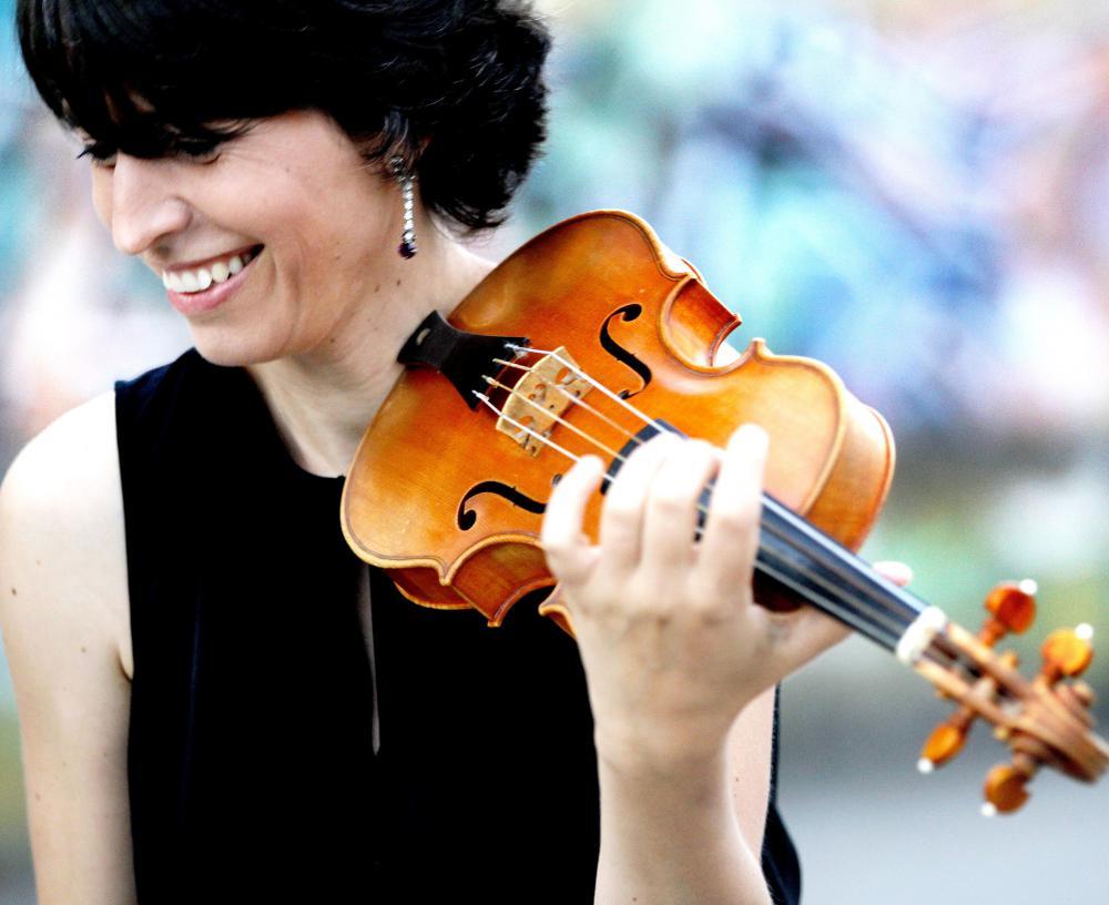 Amandine Beyer (c) Óscar Vázquez