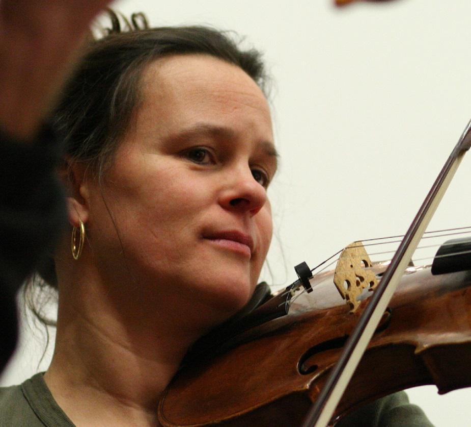 Barbara Halfter (c) Archiv Akamus
