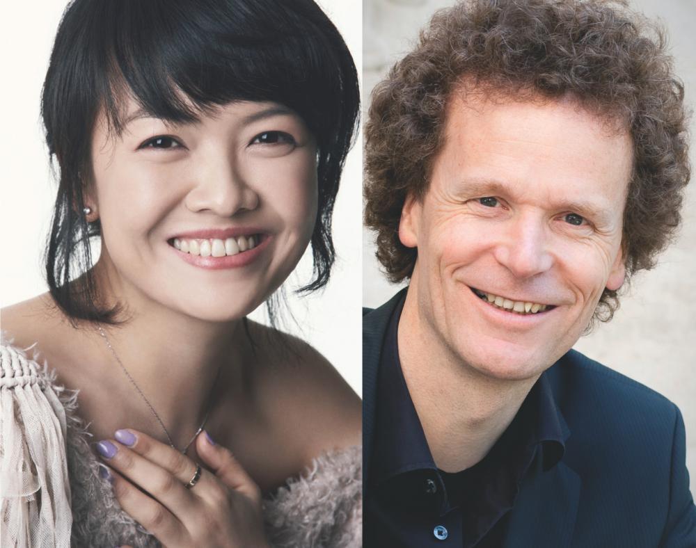 Sunhae Im (c) lilac | Bernhard Forck (c) Gudrun Senger
