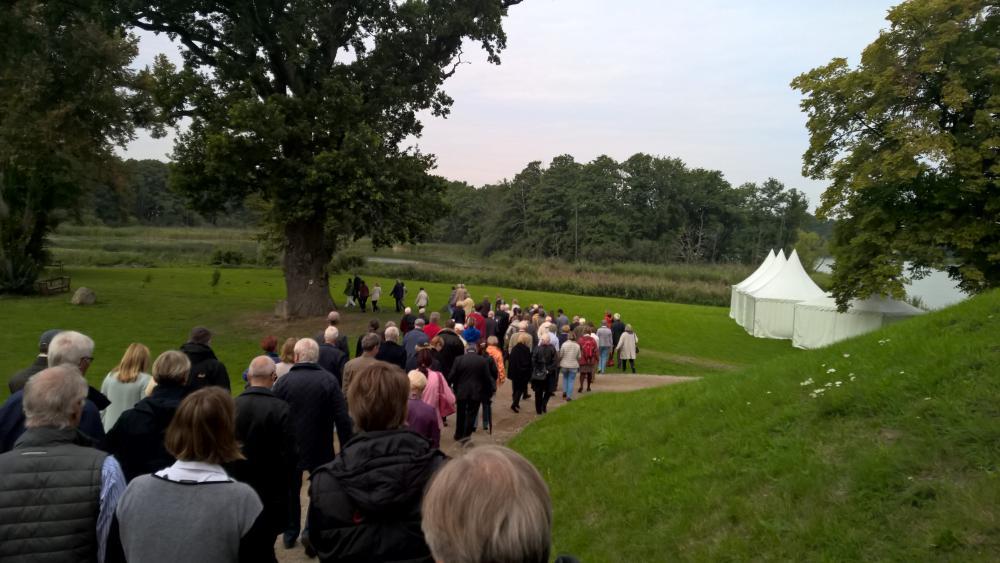 Musikalischer Spaziergang | Festspiele Mecklenburg-Vorpommern 2015 (c) Archiv Akamus